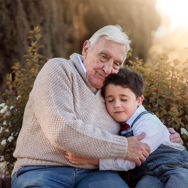 Abuelo y nieto S Villalba Sucesiones y herencias copia